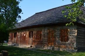 12 Das Museum der Volksarchitektur und des ländlichen Lebens in Užhorod. © O.Hegedüs