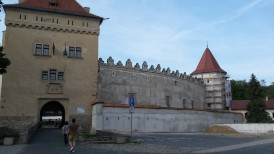 12 Die Burg in Kežmarok. © L.Gläsmann