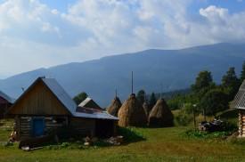 13 Die Karpatenwanderung im Umland von Jasinja. © O.Hegedues