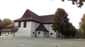 13 Evangelische Holzkirche in Kežmarok aus dem 17. Jahrhundert . © S.Rohdewald