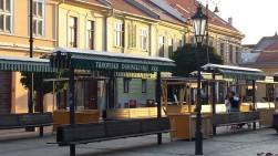 13 Marktplatz am Dominikanerplatz in Košice. © L.Gläsmann