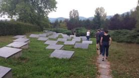 14 Denkmal für die Opfer des Kommunismus bei Sighet. © L.Gläsmann