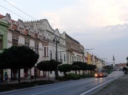 15 Die Hlavná (Hauptstraße) in Prešov. © N.Gutsul