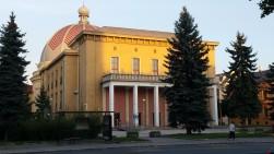 15 Die Staatliche Philharmonie in Košice. © L.Gläsmann