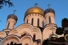 15 Orthodoxe Christus-Erlöser-Kirche (Moskauer Patriarchat) in Užhorod. © L.Kelm