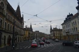 2 Der Mihai-Viteazu-Platz (Piața Mihai Viteazu) in Cluj-Napoca. © O.Hegedues
