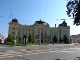 2 Sitz der Selbstverwaltung des Kreises Košice. © N.Gutsul