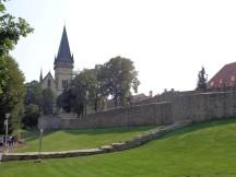 3 Historische Stadtbefestigung in Bardejov. © N.Gutsul
