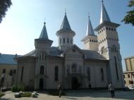 4 Orthodoxe Kirche am Burgplatz (Piața Cetății) in Baia Mare. © S.Müller
