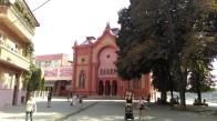 5 Die ehemalige Synagoge und jetzige Philharmonie in Užhorod. © S. Rohdewald