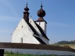 6 Die gothische Holzkirche in Žehra. © N.Gutsul