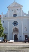 6 Kirche des hl. Antonius von Padua auf der Hlavná (Hauptstraße) in Košice. © L.Gläsmann