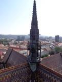 8 Die Hl. Elisabethkirche von oben. © N.Gutsul