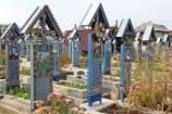 8 Fröhlicher Friedhof in Săpânța. © L.Kelm