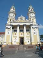 8 Griechisch-katholische Kathedrale in Užhorod. © S.Müller